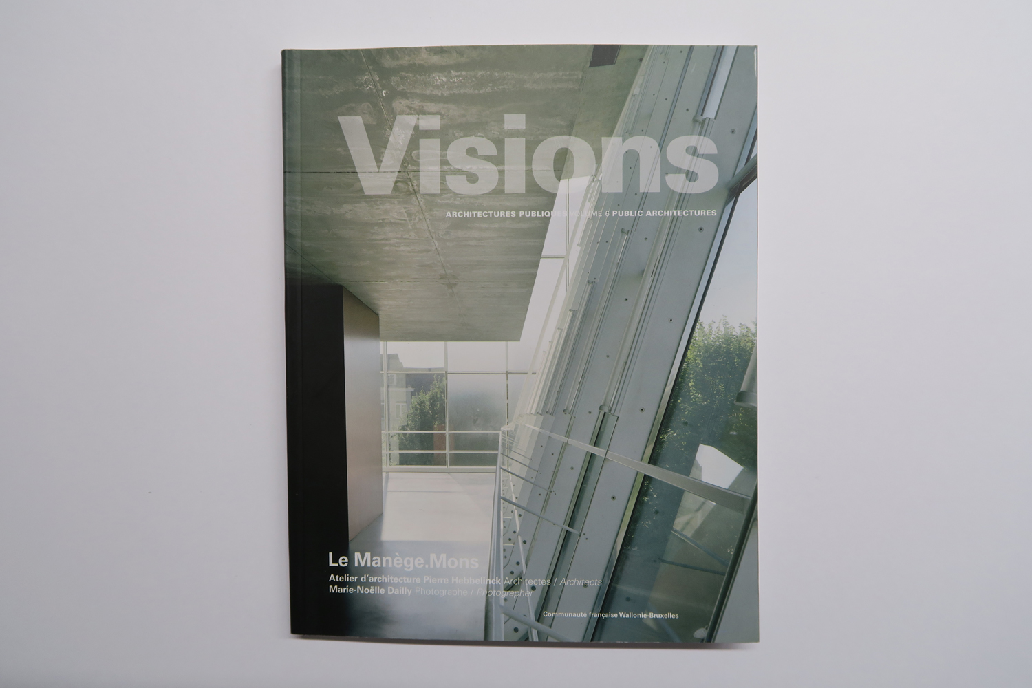 Visions 6 - 1